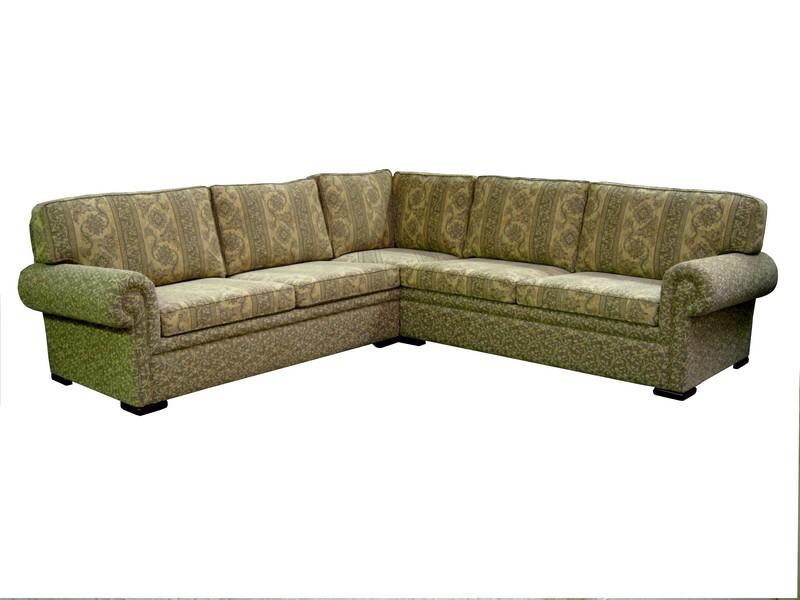 Ibolya kanapé, sarokmegoldással