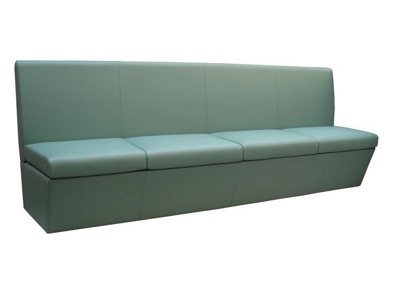 négyüléses kanapé, pad